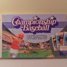 1984 MB Championship Baseball Board Game complete