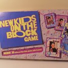 Vintage 1990 New Kids on The Block Board Game