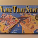 NAME THAT STATE US Geography Board Game Educational