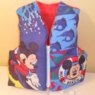 Disney MICKEY Mouse Childs Size Small Life Vest