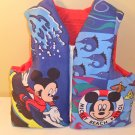 Disney MICKEY Mouse Childs Size Medium Life Vest