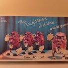 1987 The California Raisins Board Game complete
