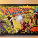 1992 The Uncanny X-Men ALERT Adventure Game + 18 Figures Board Game