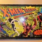 1992 The Uncanny X-Men ALERT Adventure Game + 18 Figures Board Game