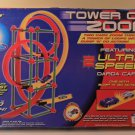2001 Darda Cars Tower Of Zoom Race Track & Loop MIB