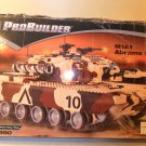 2002 Mega Bloks Pro Builder M1A1 Abrams Tank MR-1127