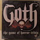 2002 Goth The Game of Horror Trivia MIB