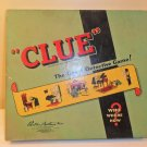 Vintage 1949 CLUE Detective Game by Parker Brothers