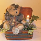RARE 1997 Boyd's Bear Bailey & Friends Edmund light-up in Chest