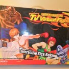 SDW Kickboxing TV Vitual Fighter Interactive Kick Boxing TV Plug & Play System