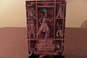 1982 The Indian In The Cupboard Book by Lynne Reid Banks