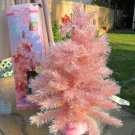 2002 Barbie Rapunzel Pink & Sparkly Holiday Tree