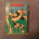 Vintage 1996 Cracker Jack Looney Tunes Flip n Score Soccer Toy