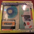 Audio/Video/CD/VCD/DVD Cleaning Kit