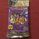 Sky Box Disney Aladdin jumbo pack 24 trading cards