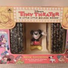 1993 MIB Disney Tiny Theater 10 Little Golden Books