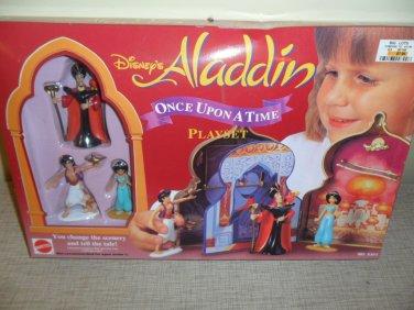 MIB Disney Aladdin Once Upon A Time Play Set
