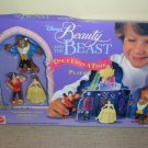 MIB Disney Beauty And The Beast Once Upon A Time Playset