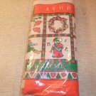 Vintage Avon Twelve Days Of Christmas Musical Doormat