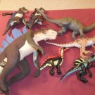 Vintage Lot of 1998 Godzilla Toys and Dino