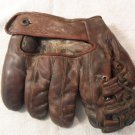Vintage 1940's Right Handed Baseball Glove