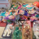 Large Priority Box Filled With 40 TY Teenie Beanie Babies Happy Meal Toys