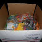Large Priority Box Filled with Happy Meal Toys