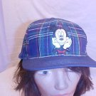 "DISNEY MICKEY BASBALL CAP 1 SIZE FITS ALL ""NEW"""