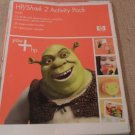 HP/Shrek 2 Activity Pack