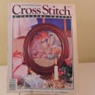 NOV/DEC 1989 CROSS STITCH ANS COUNTRY CRAFTS BOOK 28 PROJECTS