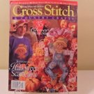 SEPT/OCT 1995 BETTER HOMES AND GARDENS CROSS STITCH AND COUNTRY CRAFTS BOOK 35 PROJECTS