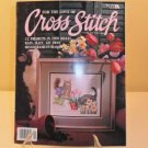 MAY 1994 MONOGRAMS IN BLOOM FOR THE LOVE OF CROSS STITCH BOOK