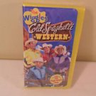 2003 THE WIGGLES VHS VIDEO TAPE COLD SPAGHETTI WESTERN