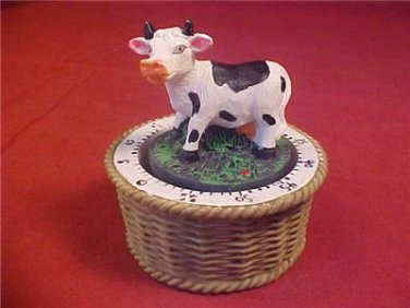 KITCHEN 55 MINUTE COW TIMER NEW