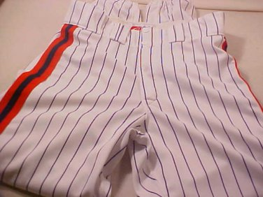 MEN'S RAWLINGS PRO BASEBALL PANTS SIZE 36