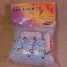 NIP FUN LIGHTS STRING LIGHT SET 12 FOOT LONG
