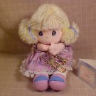 1990 Precious Moments Quartet Doll MUSICAL COLLECTION