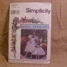 SIMPLICITY DAISY KINGDOM DRESS PATTERN #9973 UNCUT