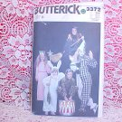 BUTTERICK #3372 HALLOWEEN PATTERN FOR THE WHOLE FAMILY