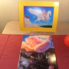 Disney Store Exclusive Commemorative Lithograph Hercules Mint