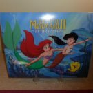 Mint Disney Exclusive Little Mermaid 2 Return To The Sea Lithograph Portfolio