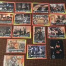 1992 Batman Returns Movie DC Comic Trading Cards