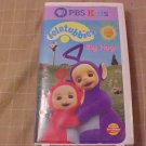 Teletubbies Big Hug VHS video tape