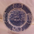 Alfred Meakin Fair Winds The Friendship of Salem Plate