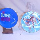LOT OF 2 AVON OLYMPIC COLLECTOR PLATE