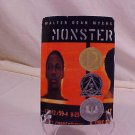 1999 WALTER DEAN MYERS MONSTER BOOK DRAMA