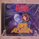 PUBLIC ENEMY FEAR OF A BLACK PLANET CD