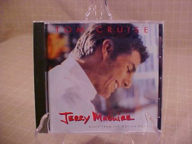 JERRY MAGUIRE TOM CRUSE MUSIC FROM THE MOVIE