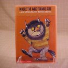 SCHOLASTIC WHERE THE WILD THINGS ARE STORIES DVD