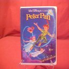 DISNEY CLASSIC PETER PAN VHS VIDEO